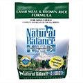 Natural Balance LID Dog Food