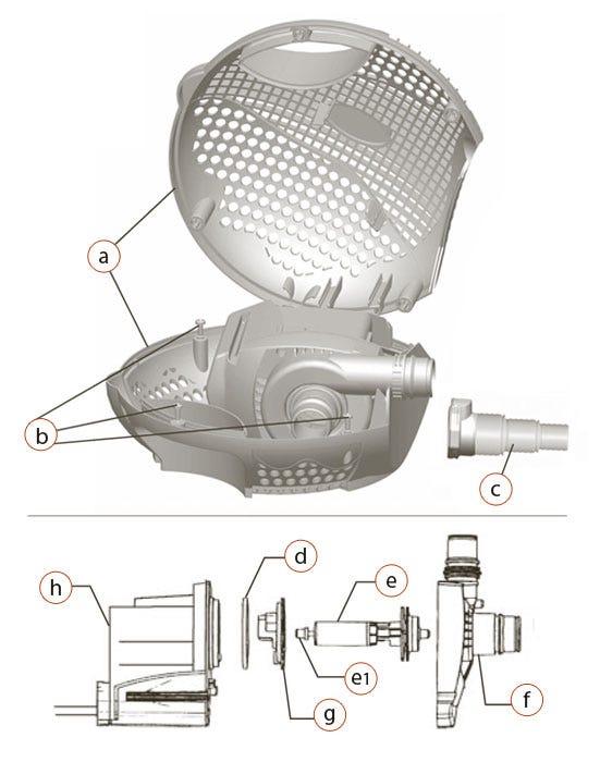 Max-Flo 960 Parts