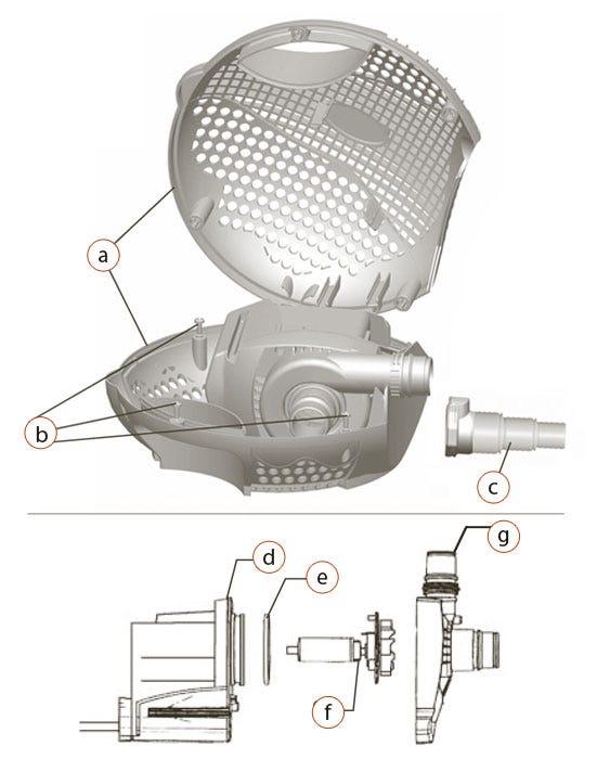 Max-Flo 2900 Parts