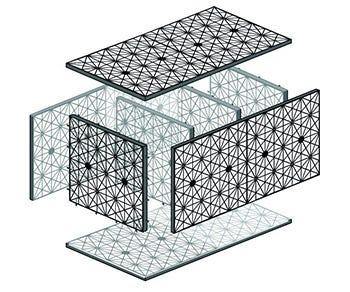 Aquascape AquaBlox Assembly